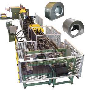 Blower Wrapper Machine