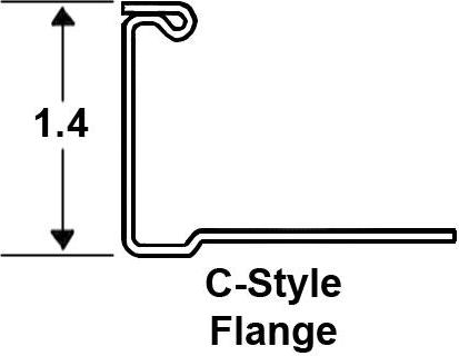 C-Style Flange